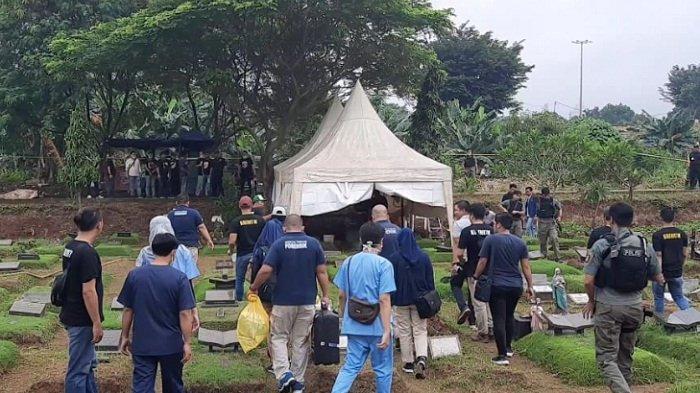KRONOLOGI Autopsi Zefania dari Gali Kubur, Bongkar Jenazah Hingga Makamkan Lagi Cuma 1,5 Jam