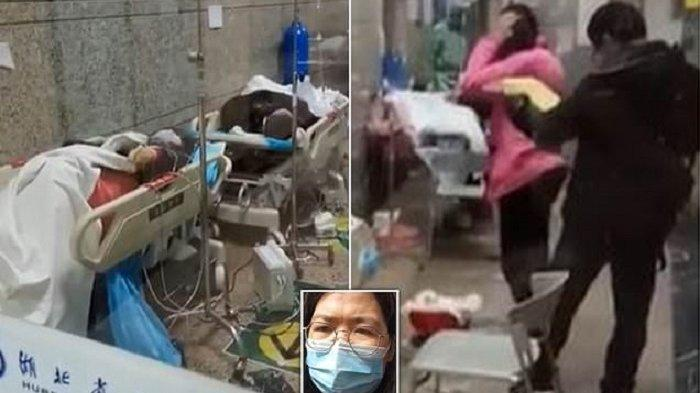 JURNALIS Warga China Bongkar Sumber Virus Corona di Wuhan Ditangkap Polisi, 3 Lainnya Hilang