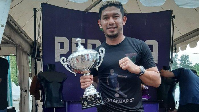 Zikri Akbar Curhat Hadapi Pemain Muda Lawan yang Lincah Semasa di Liga 2 2019