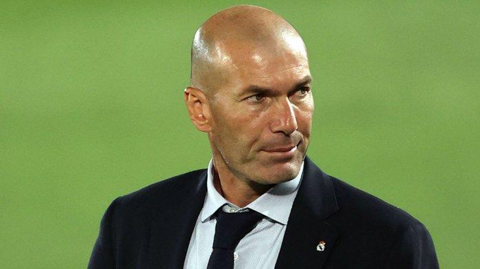 Pelatih Real Madrid Zinedine Zidane mendapatkan tekanan setelah timnya kalah dari Cadiz