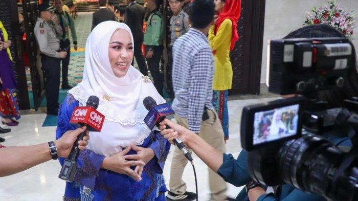 Putri Zulhas, Zita Anjani Mengaku Dapat Pengalaman Berharga Usai Saksikan Kericuhan Kongres PAN