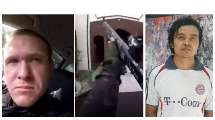 Penembakan di Masjid New Zealand, Seniman Asal Minang Ini dan Anaknya Jadi Korban