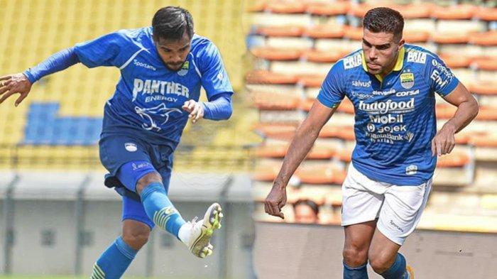 Kontrak Fabiano Beltrame dan Zulman Zamrun Dihentikan Manajemen PT Persib Bandung Bermartabat