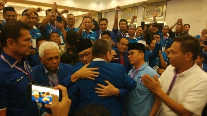 Zulkifli Hasan Terpilih Kembali Sebagai Ketum PAN, Hatta Radjasa Ketua MPP, Amien Rais Games Over?