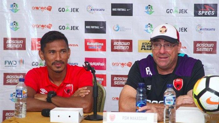 Zulkifli Syukur Janjikan Kemenangan untuk Suporter PSM Makassar