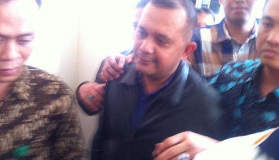 Kasudinhub Jakbar Ditangkap