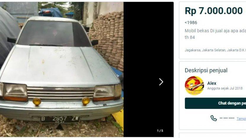 Daftar Mobil Harga Rp6 Juta Rp15 Jutaan Di Olx Tapi Tangguh Ada Suzuki Hingga Izusu Warta Kota