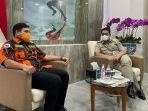 Motivasi Para Pemuda, Wagub DKI Jakarta Diundang Dalam Rapimnas dan Rakernas SAPMA PP
