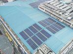 Pasang PLTS Atap,LTC Glodok Jadi Pusat Perdagangan Pertama yang Terapkan Energi Baru Terbarukan