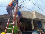 Pria di Kota Bekasi Tewas Tersengat Listrik saat Sedang Memperbaiki Lampu Jalan