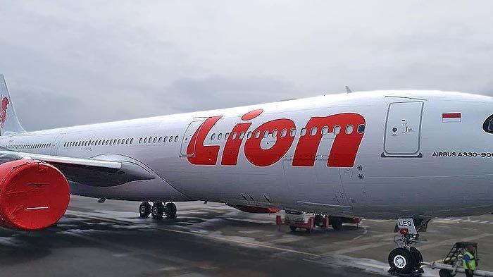 Lion Air Perbanyak Pesawat Berbadan Lebar dengan Kedatangan A330-900 NEO