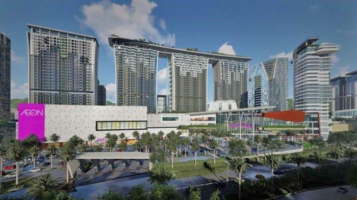 AEON Mall Sentul City, Selain Tempat Belanja Merek Terkenal juga Sediakan Produk Lokal Bogor