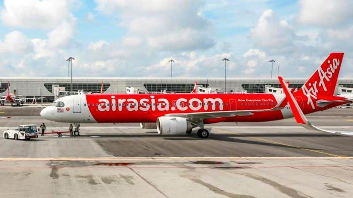 Catat, Kini Air Asia Kenakan Biaya Check-in di Kaunter di Bandara Sejumlah Negara