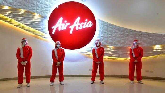 Air Asia Terhimpit Pandemi, Lakukan Diversifikasi Usaha dengan Taksi Udara dan Kurir Drone