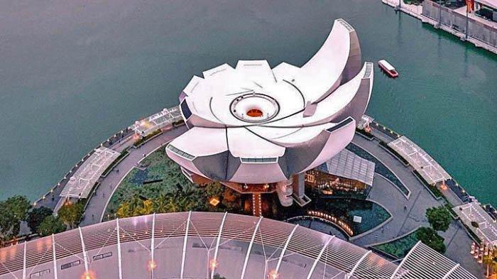 Mal, Museum, dan Taman Hiburan di Singapura Tetap Beroperasi