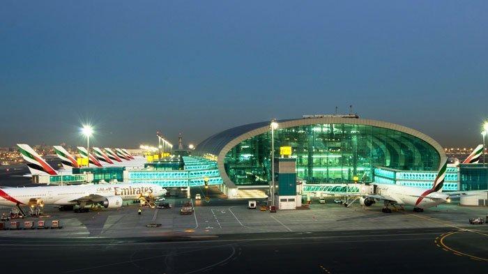 Bandara Dubai Gunakan Smart Gate untuk Kurangi Kontak Fisik, Turis Tak Perlu Lewati Imigrasi Lagi