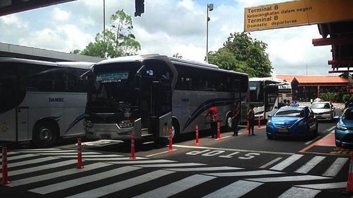 Selama PSBB, Dilakukan Pembatasan Operasional TOD di Bandara Soekarno Hatta