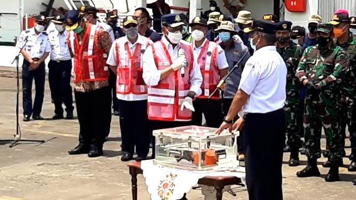 CVR SJ182 Tak Kunjung Ditemukan, Tim Ubah Strategi Gunakan Kapal Penyedot Lumpur