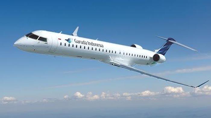 Garuda Indonesia Rugi 30 Juta Dolar AS per Tahun Akibat Operasikan Pesawat Bombardier