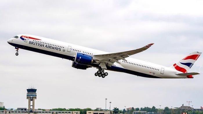 British Airways Usul agar Orang yang Sudah Diimunisasi Covid-19 Mendapat Kemudahan Bepergian