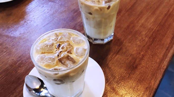 Thicky Milky, menu kopi andalan Co-Laboreat.