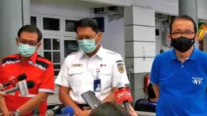 Catat, PT KAI Tidak Menerima Hasil Rapid Test dari Tiga Klinik di Sekitar Stasiun Pasarsenen