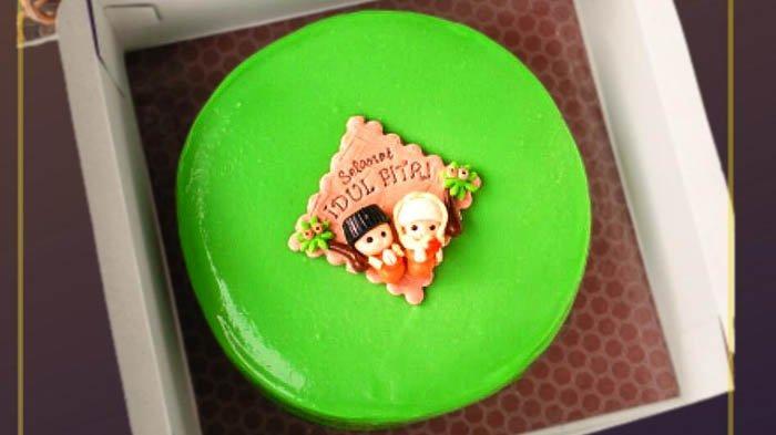 Pandan Cake E.T. Bakery yang Lembut Sebagai Hantaran Lebaran