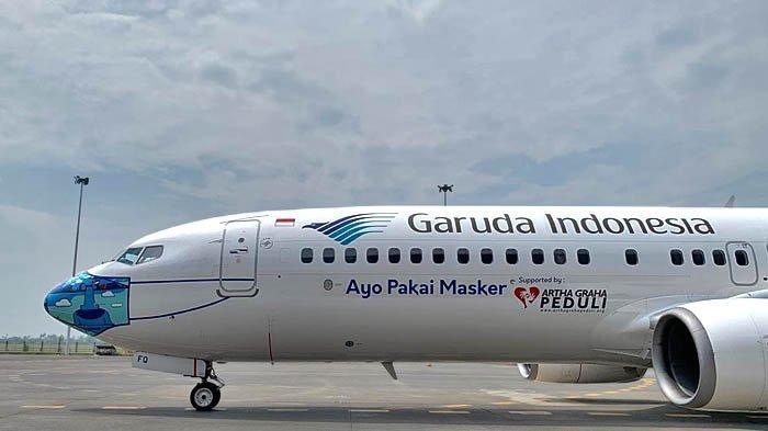 Garuda Indonesia Hapus Tarif PJP2U dari Harga Tiket Penerbangan