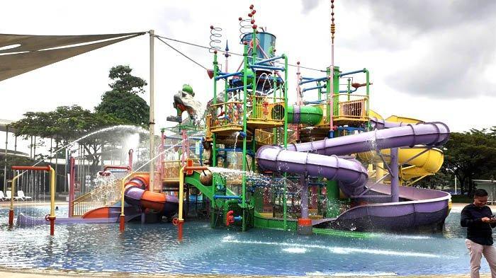 Taman Hiburan Air dan Kolam Renang di Bekasi Masih Belum Boleh Beroperasi