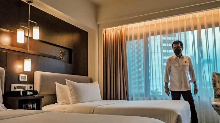 Wishnutama: Sudah 30 Hotel di DKI Siap Sediakan Kamar untuk Isolasi Mandiri Pasien Covid-19