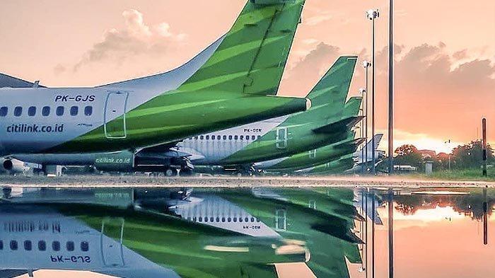 Citilink Tambah Penerbangan Jakarta - Silangit di masa Liburan Natal dan Tahun Baru