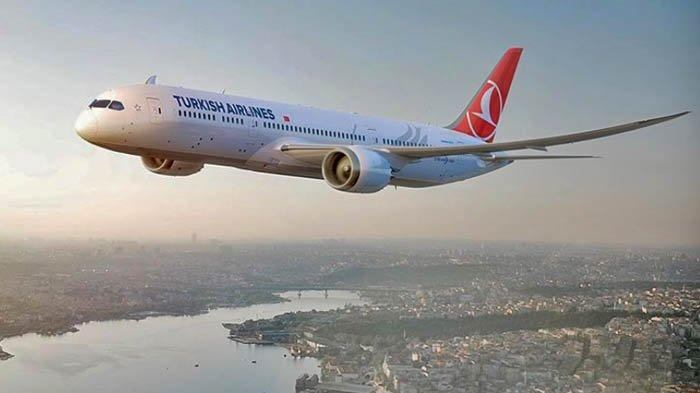 Turkish Airlines Jemput Warga Turki di Luar Negeri, Agar Bisa Menjalani Ramadan Bersama Keluarga