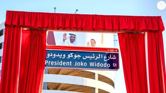 Jangan Lupa Mampir ke Masjid Joko Widodo Saat Berlibur ke Abu Dhabi