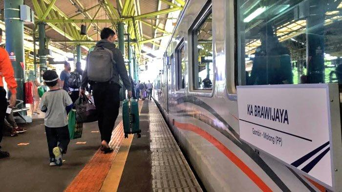 KA Brawijaya Menambah Opsi Transportasi Jakarta - Malang bagi Masyarakat