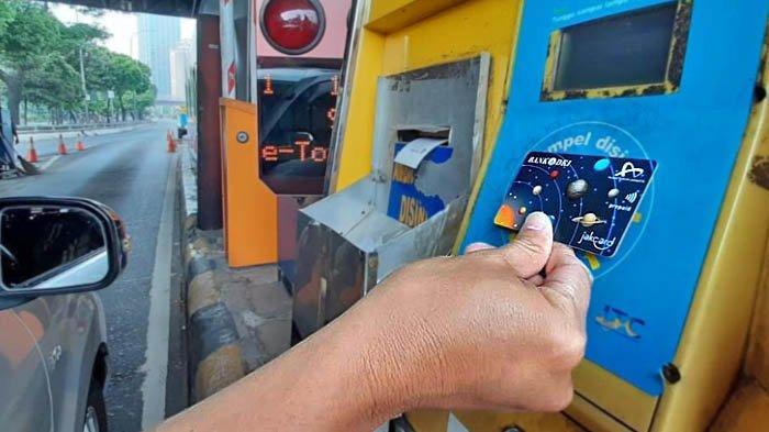 Kartu JakCard kini Bisa Dipakai Membayar Tol Dalam Kota dan Tol Jagorawi