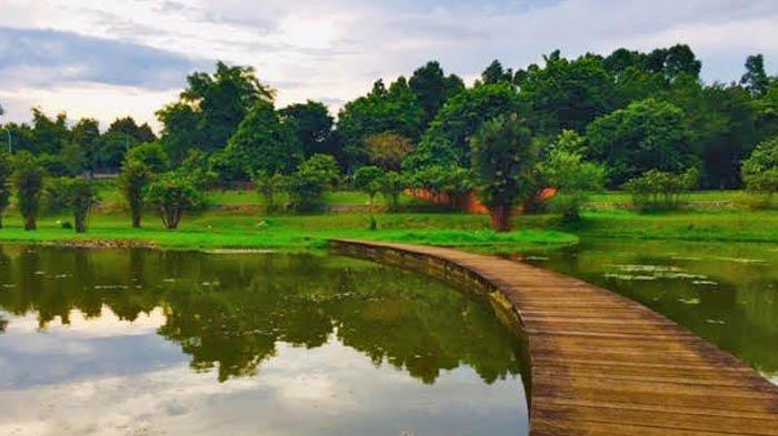 Kebun Raya Cibinong, Destinasi Wisata Edukasi bagi Keluarga