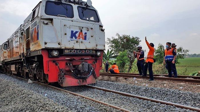 Perjalanan KA Kembali Normal pada 23 Februari 2021 Siang, Setelah Jalur KA Berhasil Dipulihkan