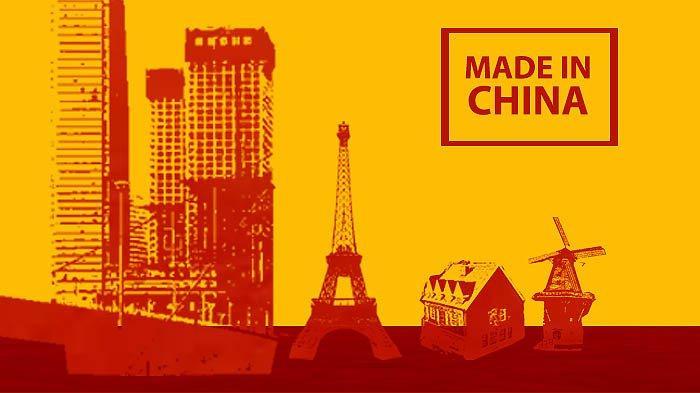 Kota-kota Tiruan di Tiongkok ini Memiliki Daya Tarik  Tersendiri