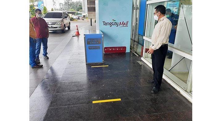 TangCity Mall Siap Buka Kembali 8 Juni 2020, Pengunjung Demam Tak Boleh Masuk