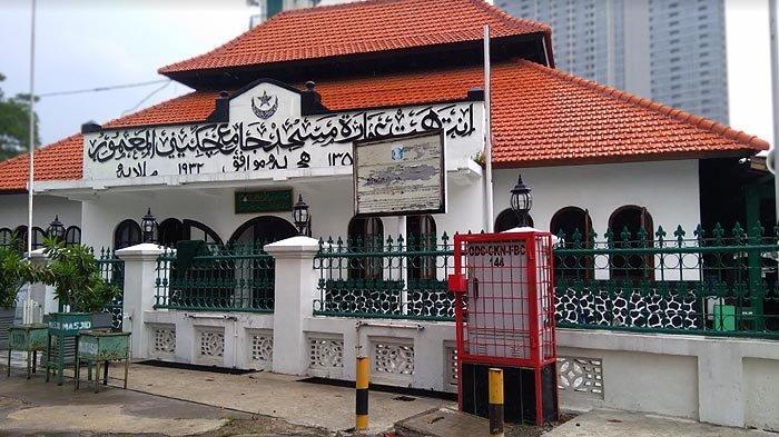 Masjid Jami Al Ma'mur Cikini, Masjid Kuno dengan Arsitektur Menarik dan Cerita Sejarah yang Asyik