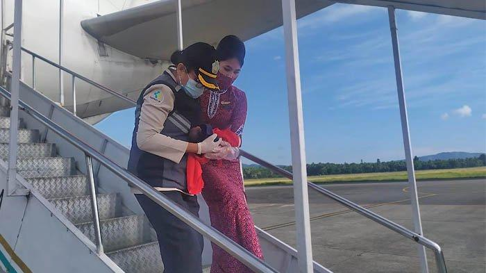 Penumpang Lion Air Melahirkan dalam Penerbangan, Dibantu Awak Kabin dan Penumpang Lain