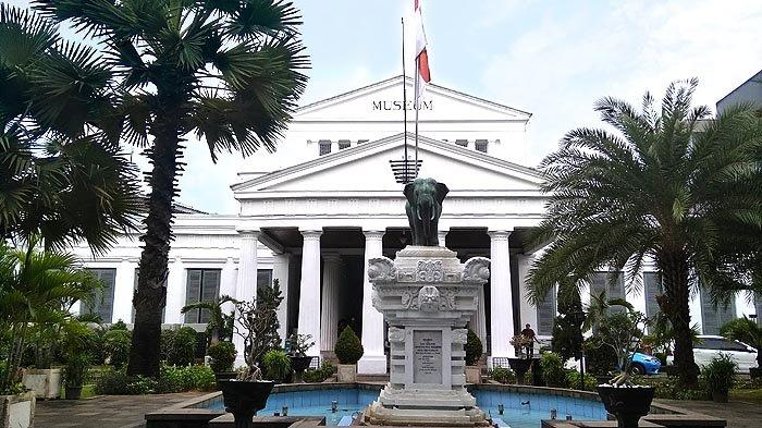 Museum Nasional Indonesia Jauh dari Kata Membosankan