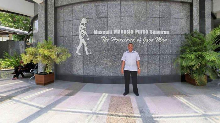 Yuk Berwisata Virtual ke Museum Manusia Purba Sangiran