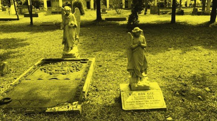 Belum Kesampaian ke Pere Lachaise? Ke Museum Taman Prasasti Saja dulu