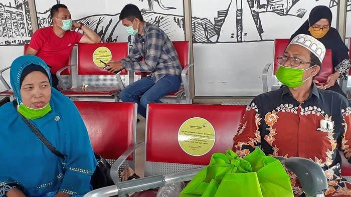 Nunik dan Basuki Panik Tak Bisa Pulang ke Lampung