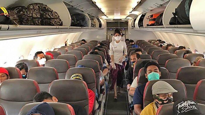 Batik Air Angkat Suara Soal Penumpang yang Berjubel di Bandara Soekarno Hatta pada Kamis Pagi