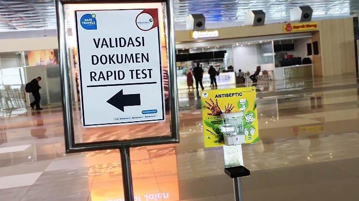 Bandara Soekarno Hatta Termasuk Bandara Terhigienis di Kawasan Asia Pasifik