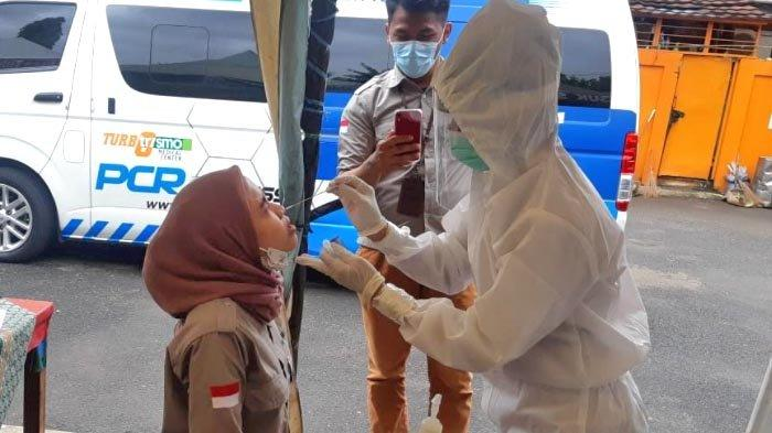 Terminal Bus Kalideres Sediakan 2 Posko Rapid Test Antigen