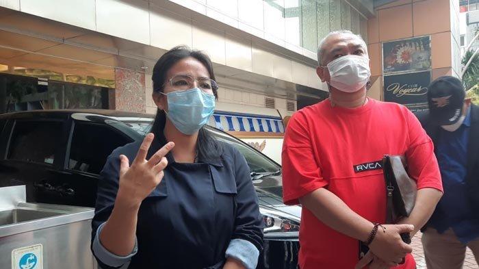 Ketua Umum Asosiasi Pengusaha Hiburan Jakarta (Asphija), Hana Suryani, bicara soal persiapan protokol kesehatan di tempat usaha karaoke, Jumat (19/3/2021)