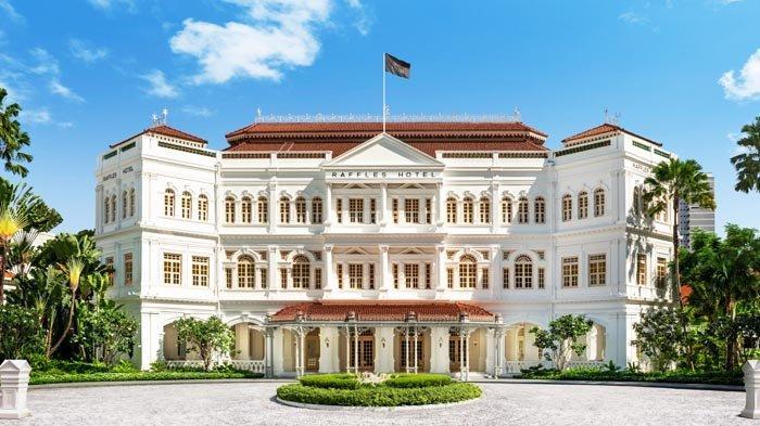 Raffles Hotel Singapura Bukan Sekadar Hotel